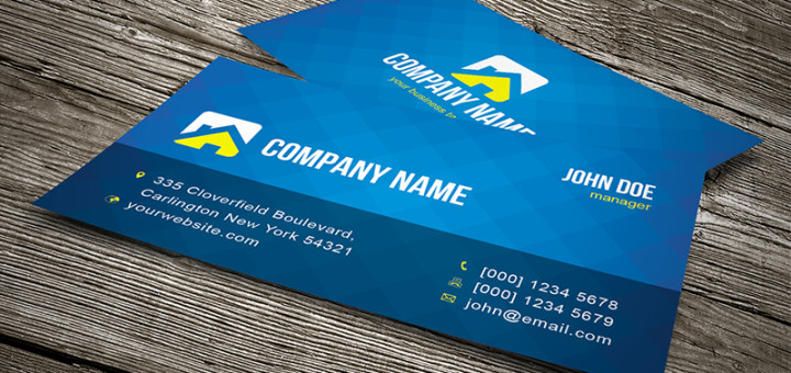 Free PSD Business Card Templates That You Should Download - Best business card templates free