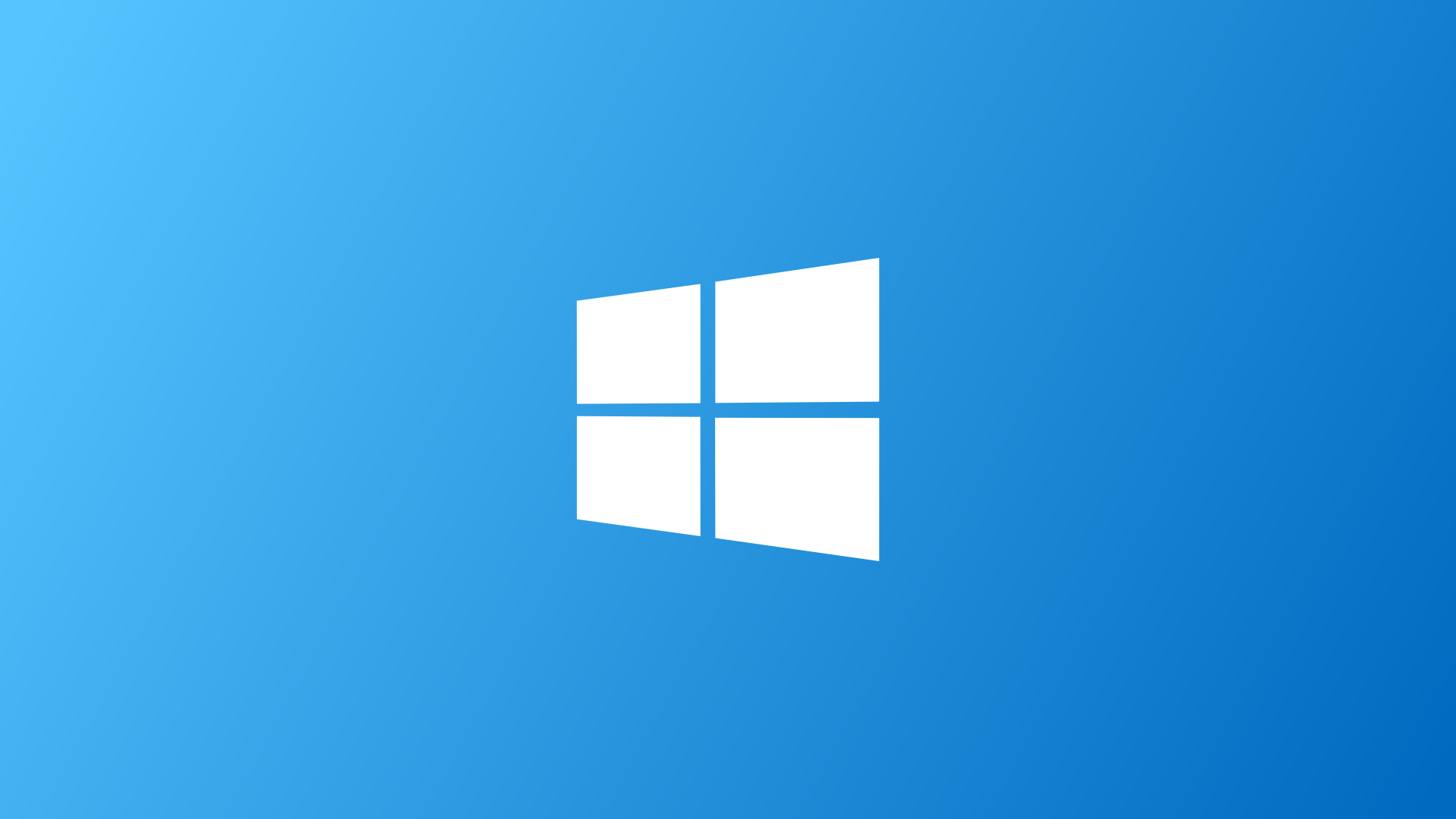 Windows 8 Wallpaper Simple Blue