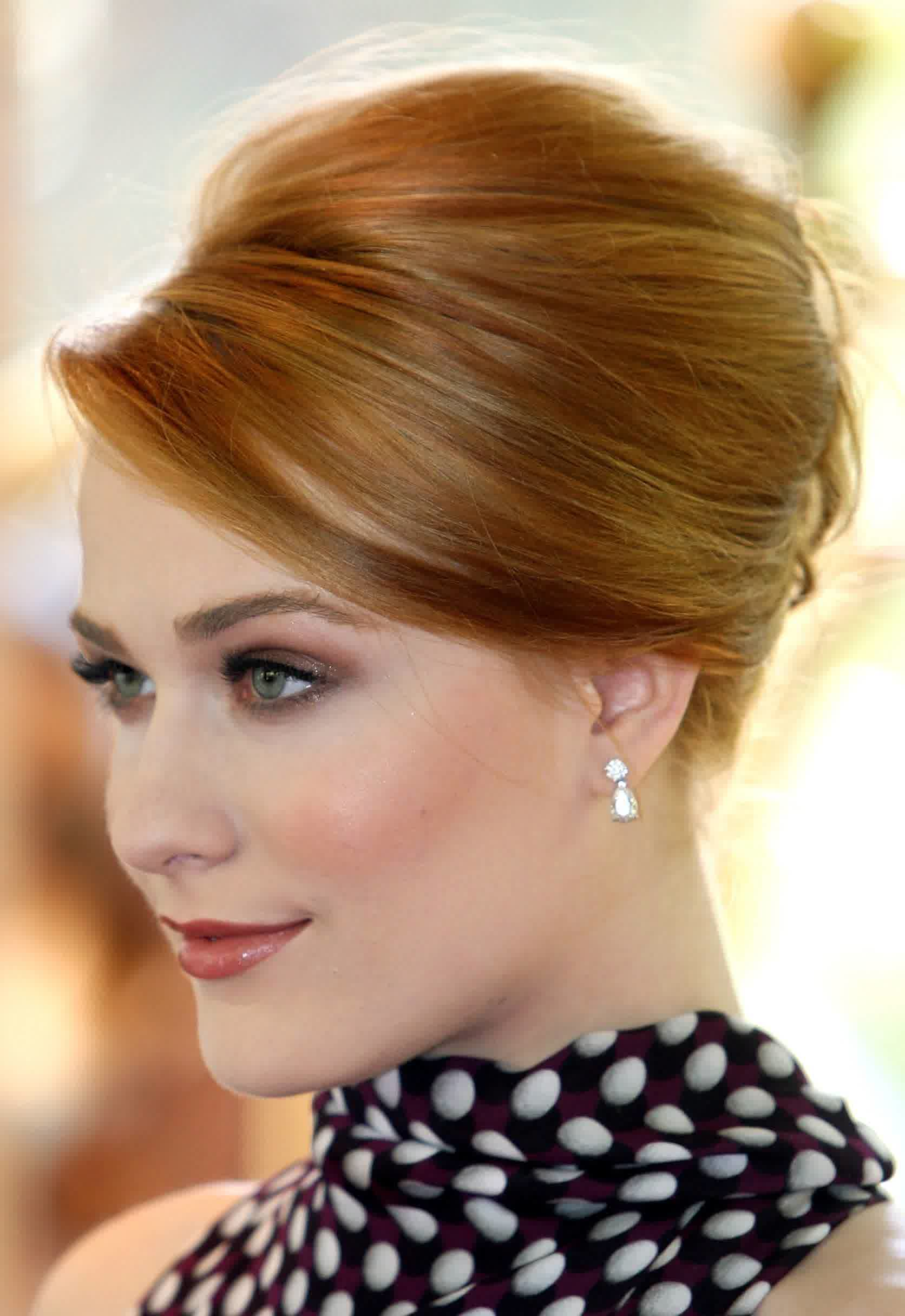 Simple Prom Updo Hairstyles