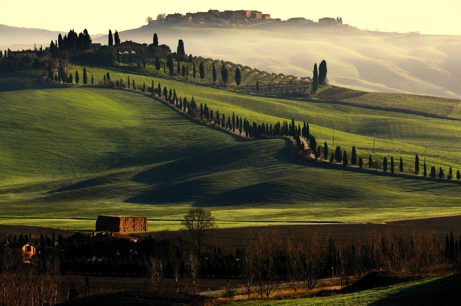 Tuscany Nature Photos
