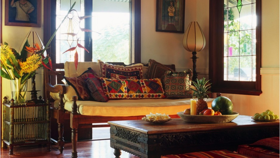 25 ethnic home decor ideas for Home decorating ideas indian style