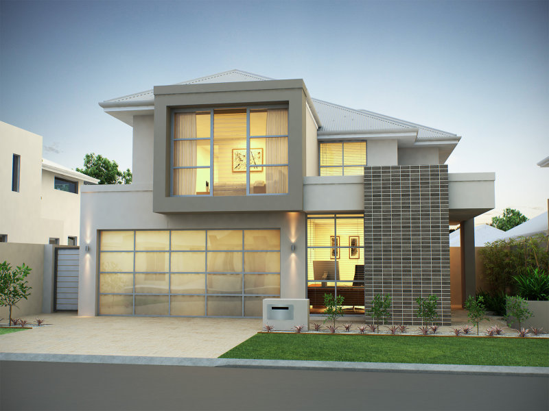 Modern House Facade Design Ideas