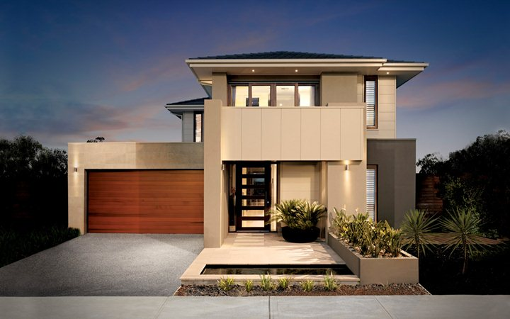 Modern House Facade Design Pictures