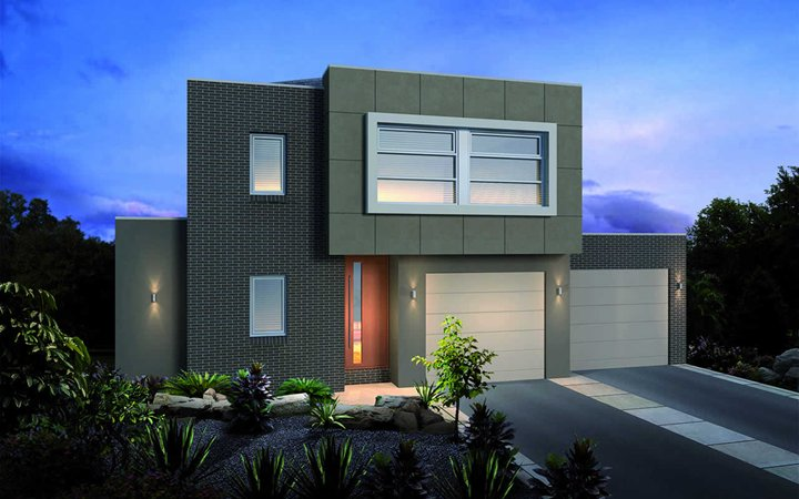 Modern House Facade Ideas Pictures