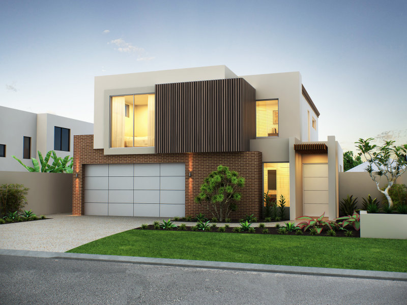Modern House Facade Ideas