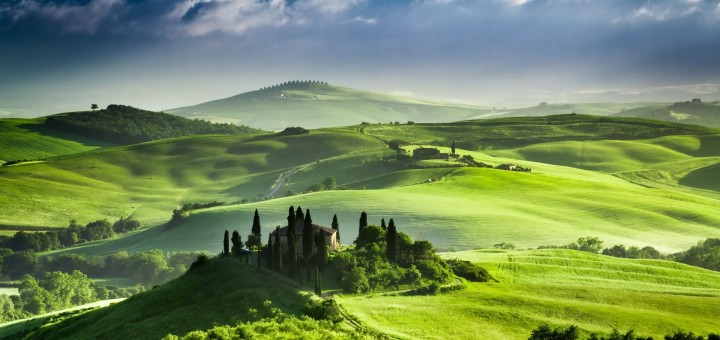 Tuscany Italy Wallpaper