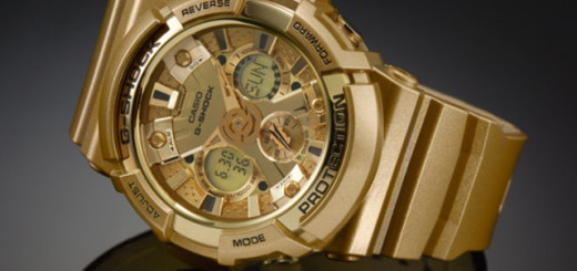 Casio G-Shock Crazy Gold Pack Dark Gold