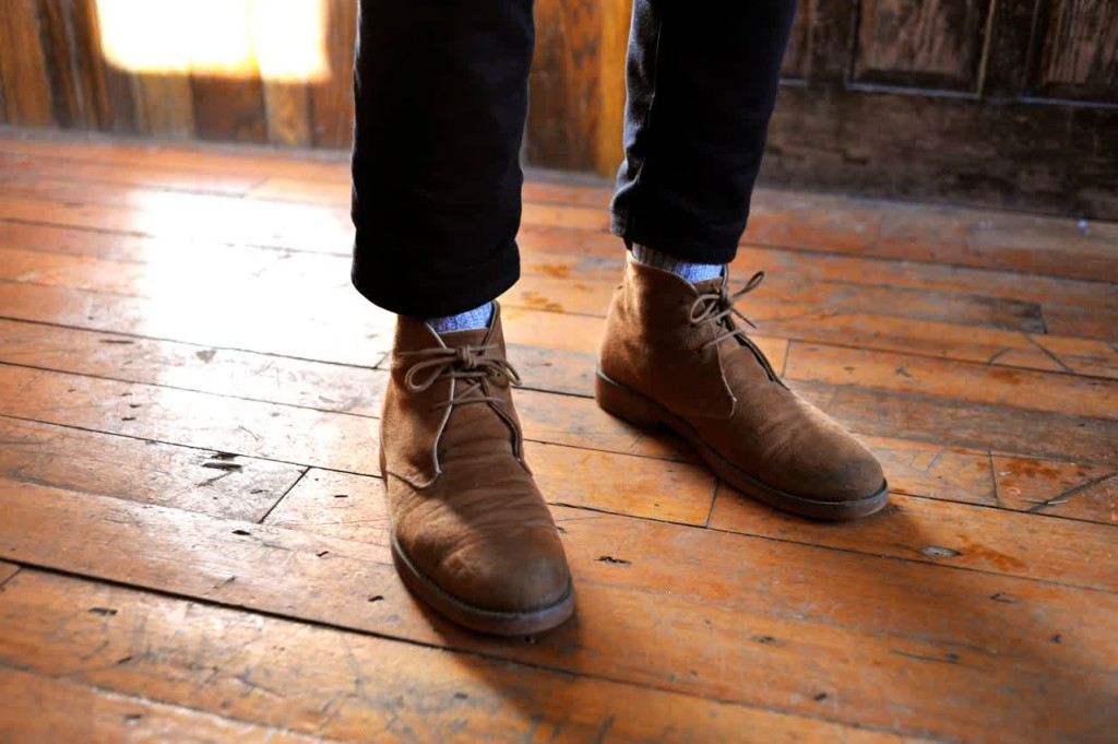 Desert Boots Inspiration