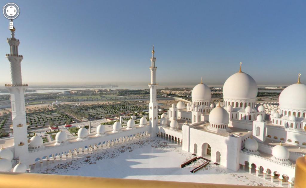 Sheikh Zayed Grand Mosque Photo