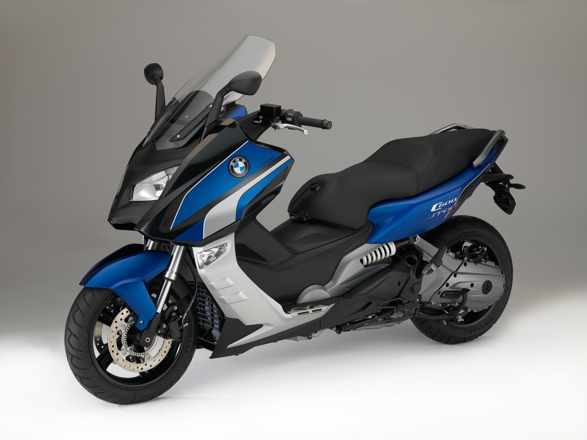 2015 bmw c600 sport se blue