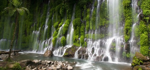 Asik Asik Waterfall Philippines
