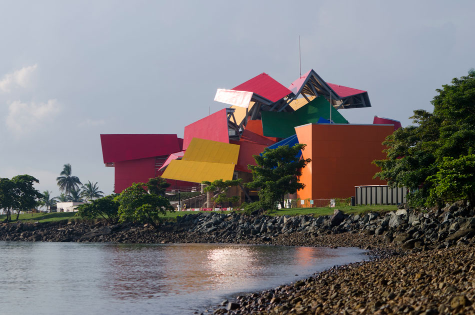 BioMuseo Panama Architecture