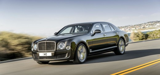 2015 Bentley Mulsanne Speed Pictures