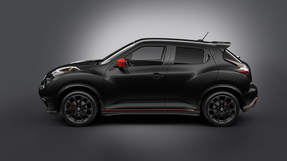 2015 Nissan Juke Black Photo