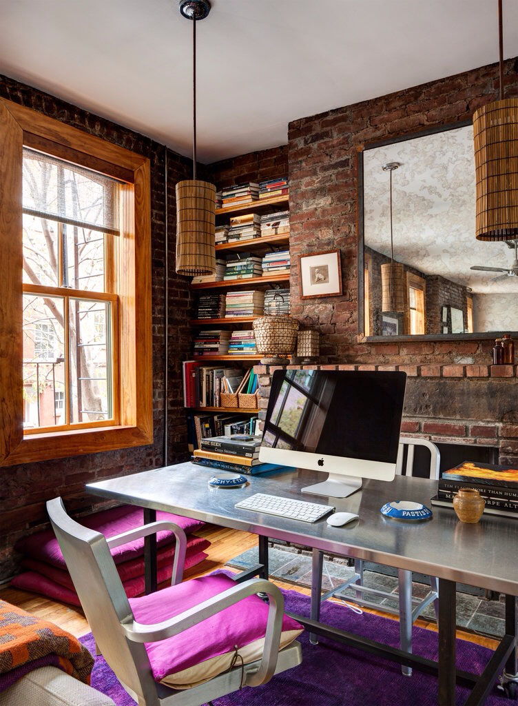 Classic Healthy Home Office Design Ideas