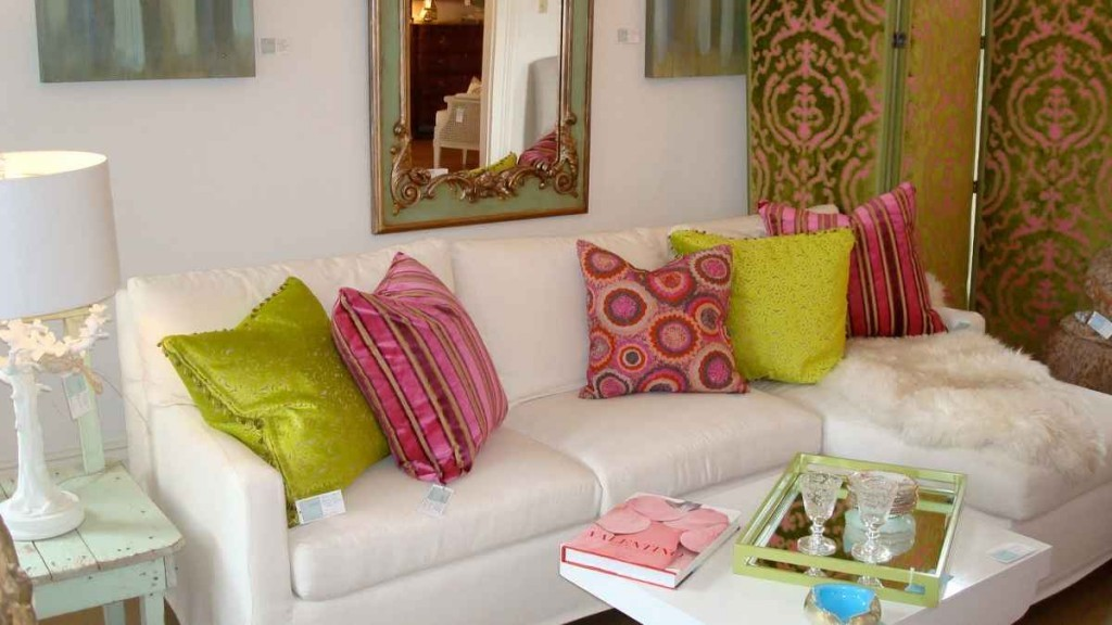 Decorative Throw Cushions For White Sofa