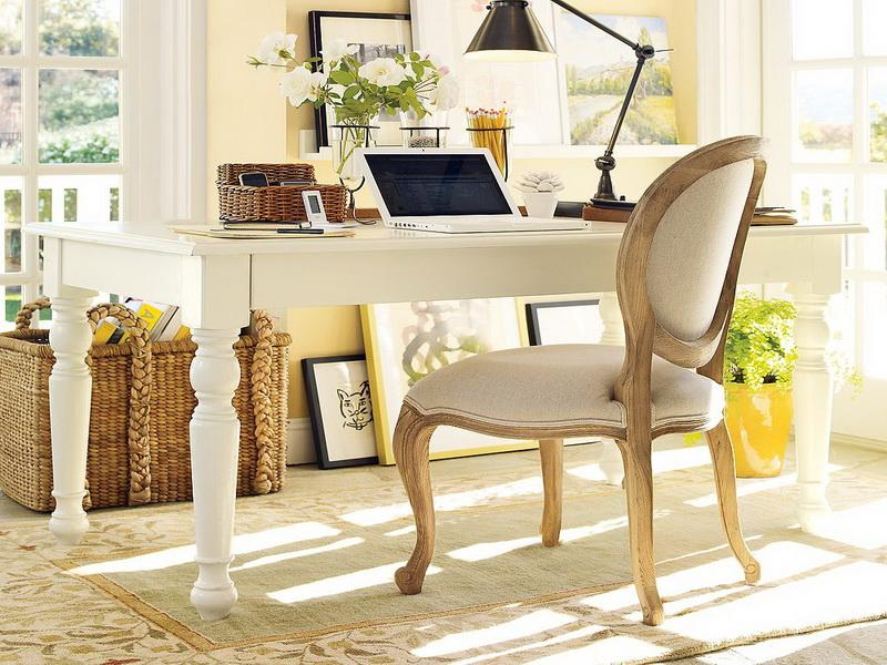 IKEA Ethnic Home Office Design Ideas