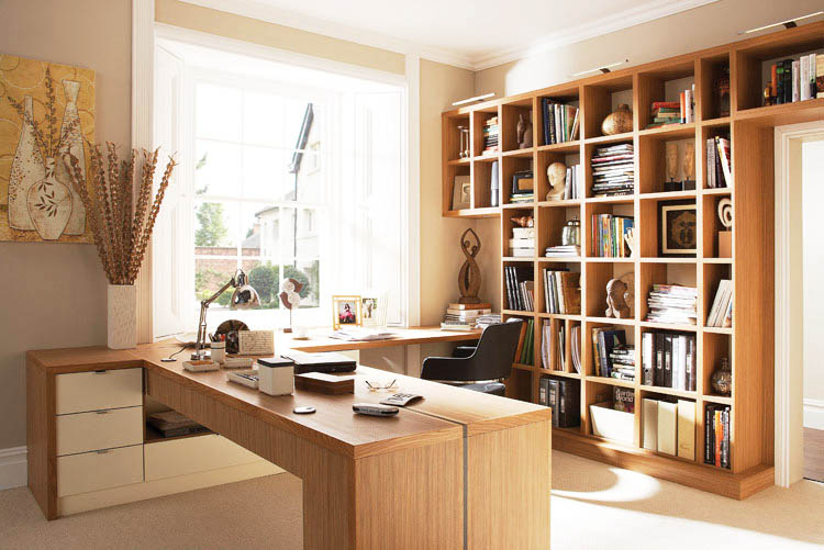Simple Home Office Design Ideas