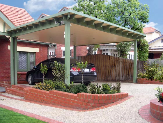 Carport Design Ideas; the Important things in Designing Carport ...