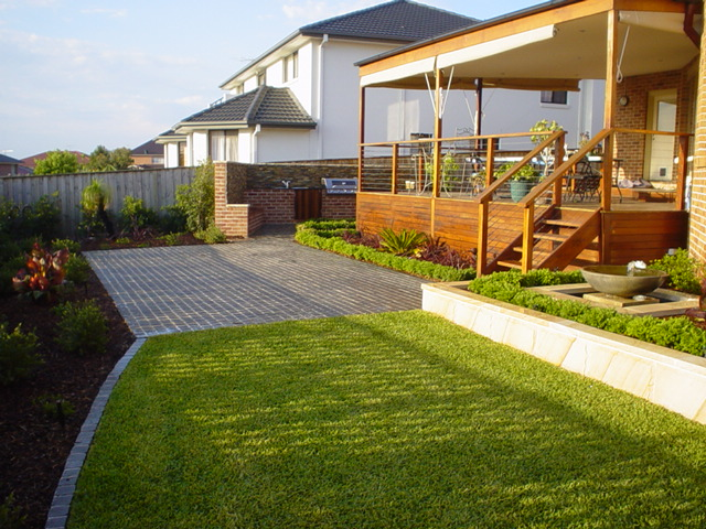 25 backyard designs and ideas Backyard design pictures