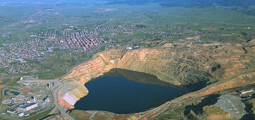 Berkeley Pit Lake United States