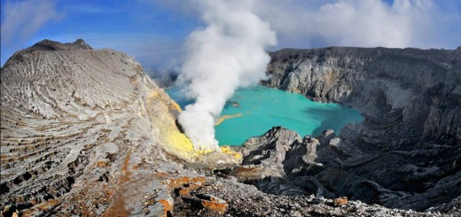 Ijen Crater Indonesia Pictures