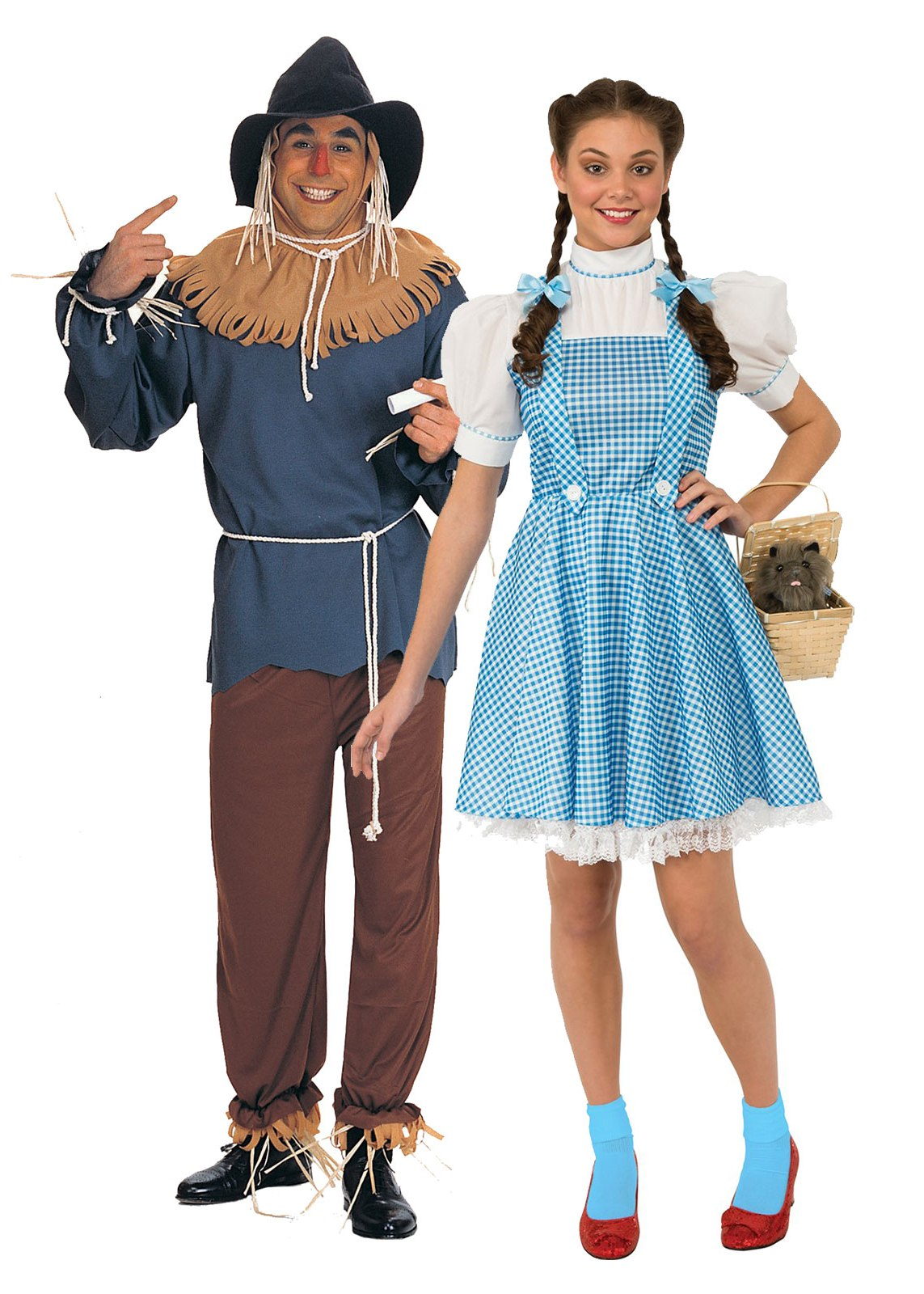 Couple Halloween Costumes with Wizard Costumes For Men and Girl