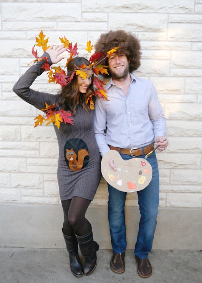 Funny Halloween Costumes For Couple Ideas