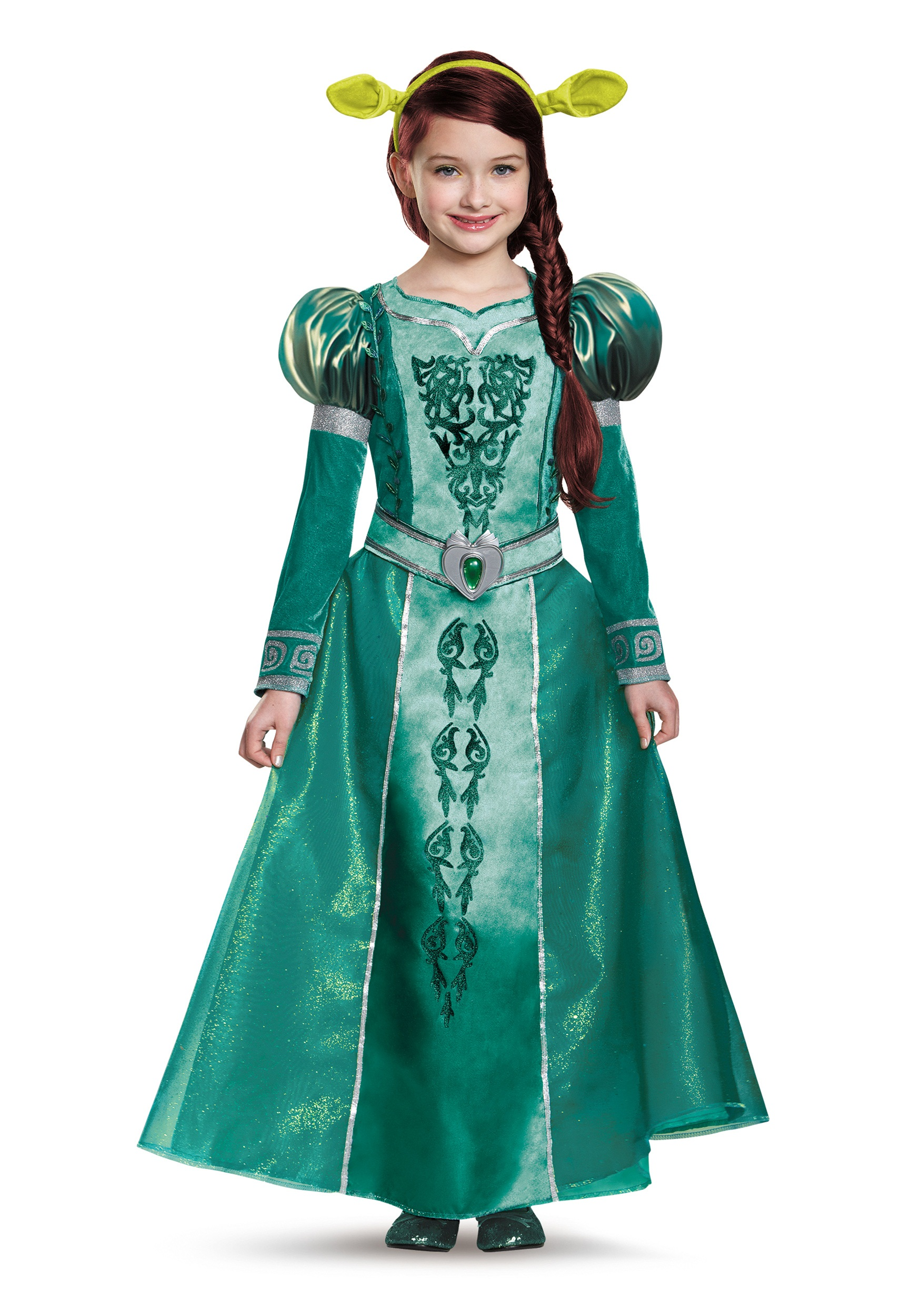 Halloween Costumes For Kids Girls with Fiona Deluxe Costume
