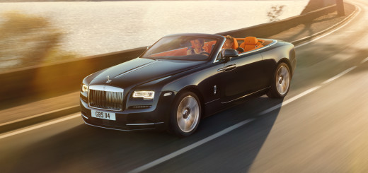 Rolls-Royce Dawn Pictures