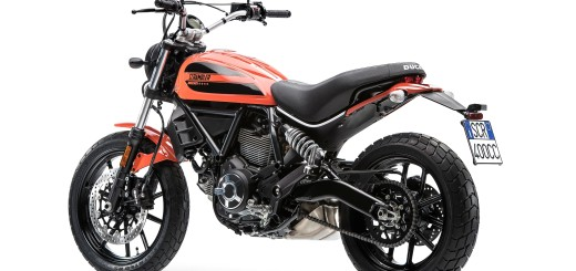2016 Ducati Scrambler Sixty2 Entry-Level Scrambler