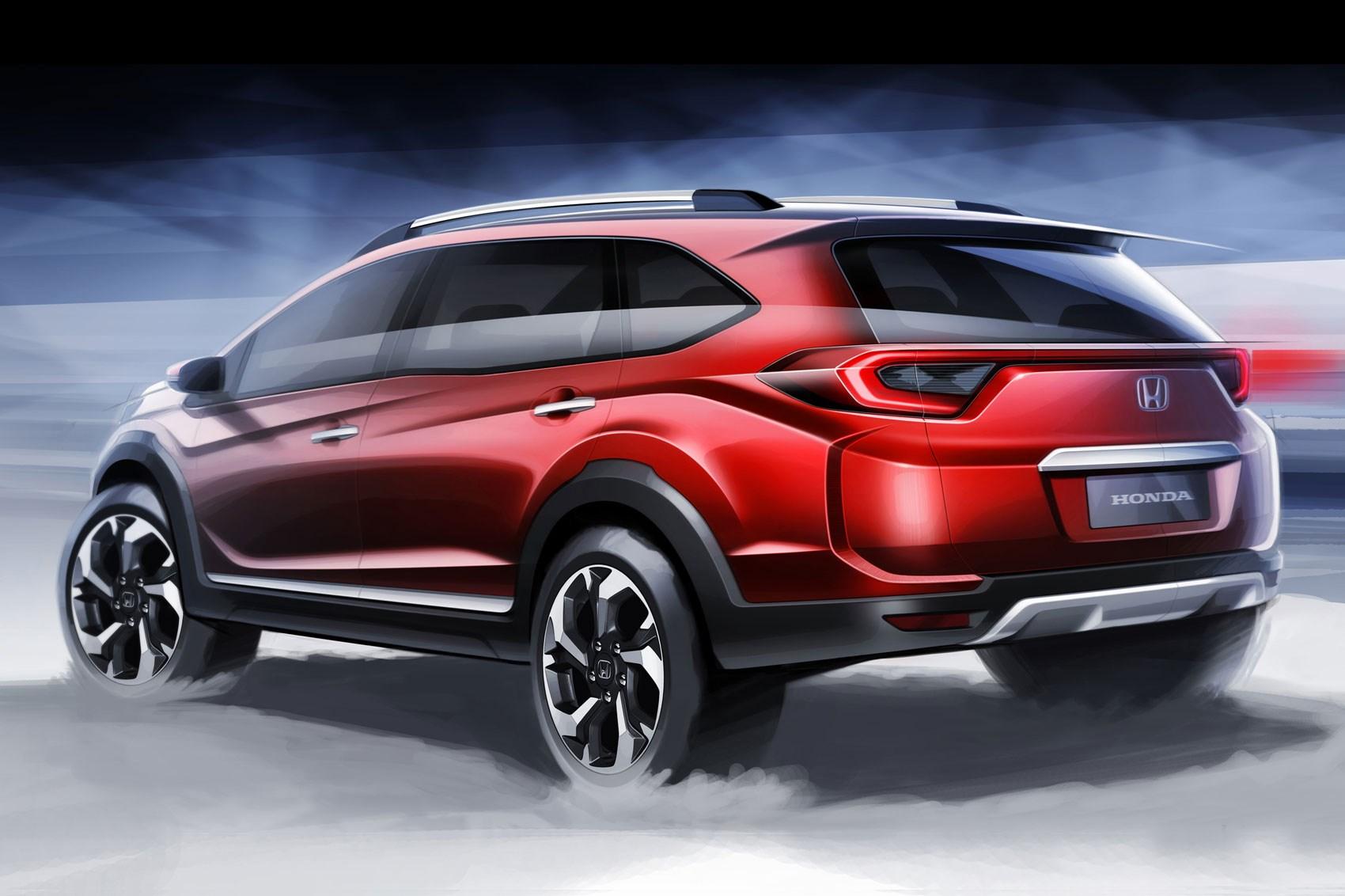 2016 Honda BR-V Concept