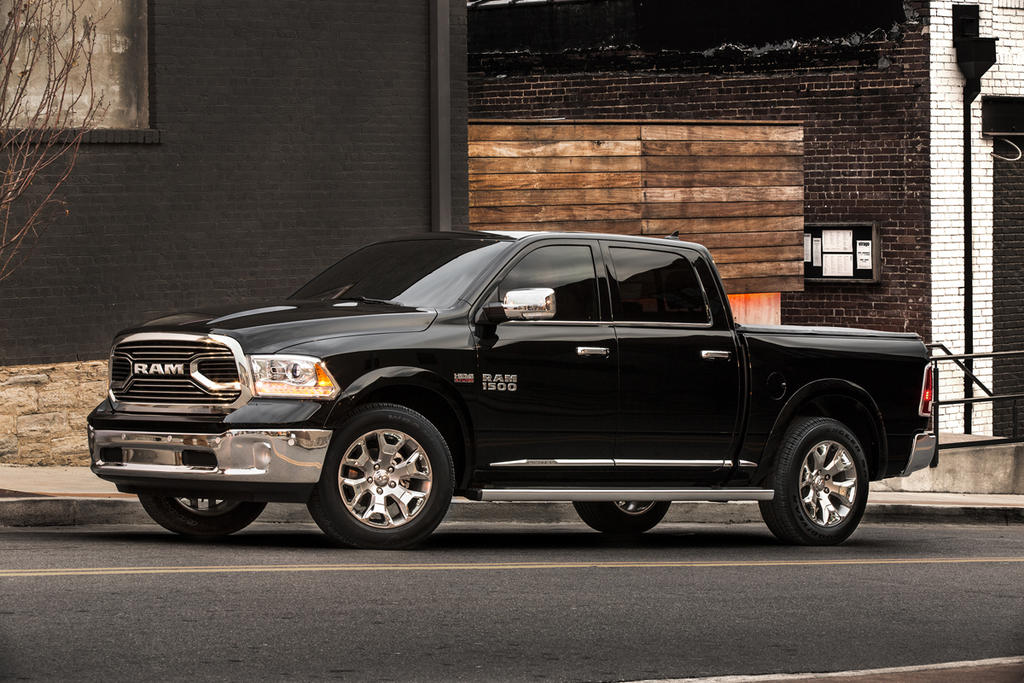 Pickup Truck_04 - 2016 Dodge RAM 1500