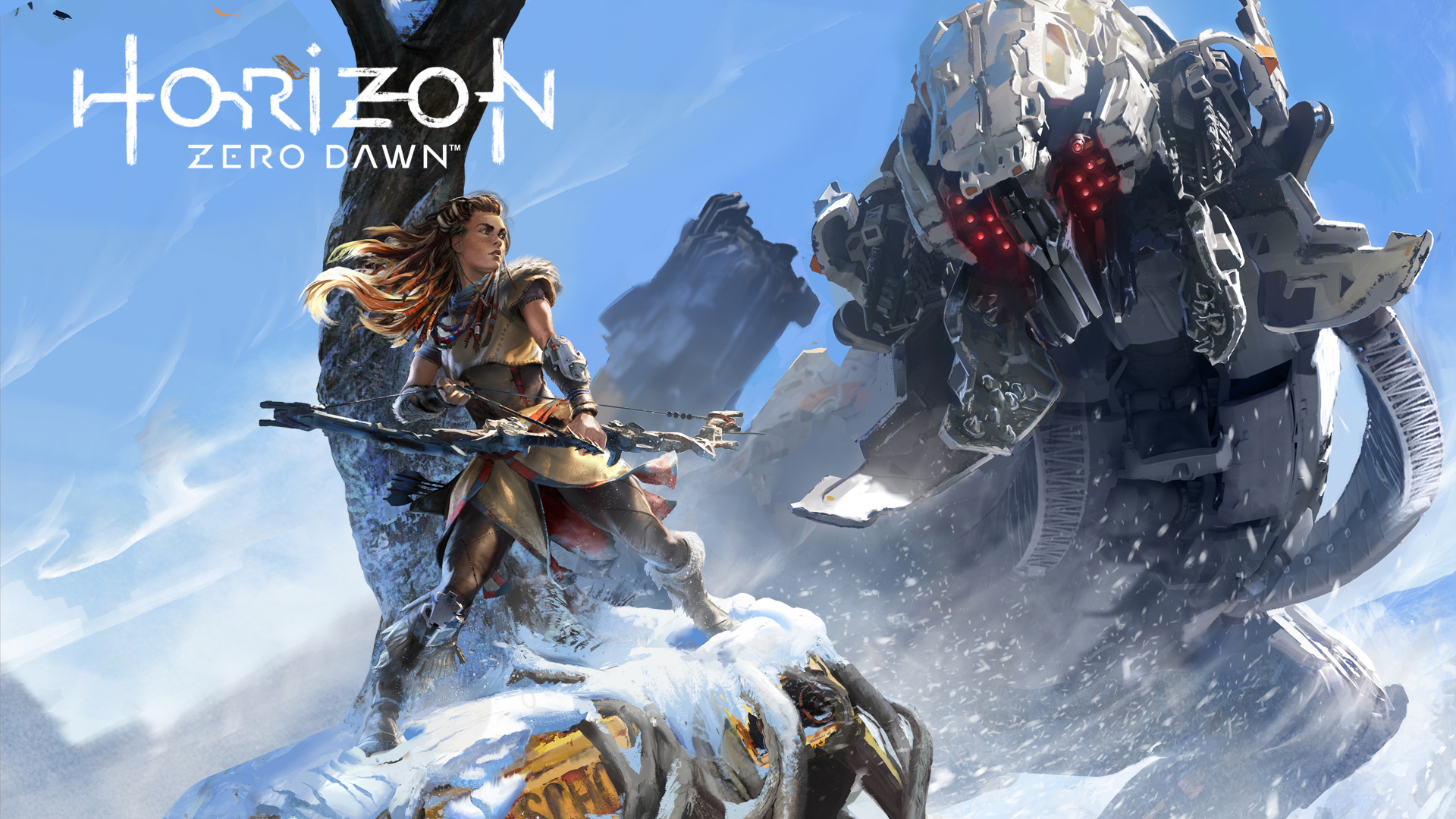 Horizon Zero Dawn Wallpaper HD 2016