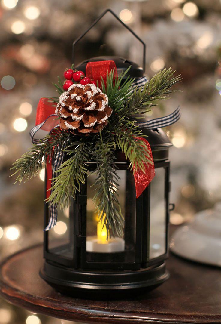 Christmas Lantern Inspiration 2017